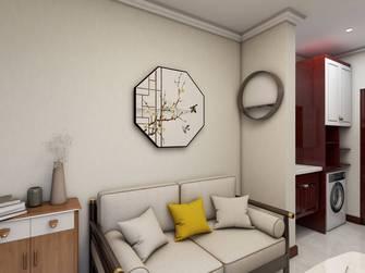 5-10万40平米小户型中式风格客厅图