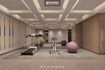 20万以上140平米别墅轻奢风格健身房欣赏图