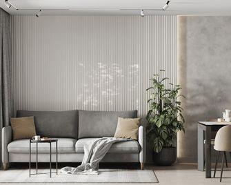 20万以上110平米四室两厅现代简约风格客厅图片