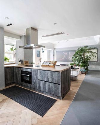 10-15万80平米一室两厅现代简约风格厨房图片