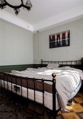 5-10万50平米公寓北欧风格卧室图片