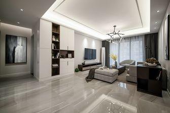 富裕型140平米三室两厅现代简约风格玄关图片