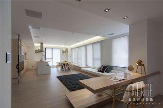 5-10万60平米一室两厅日式风格餐厅装修图片大全