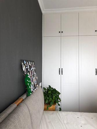 经济型90平米混搭风格卧室装修图片大全