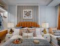 富裕型100平米三室两厅新古典风格卧室装修图片大全