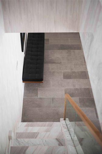 20万以上120平米复式北欧风格楼梯间设计图