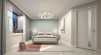 经济型140平米三室三厅中式风格青少年房装修图片大全