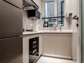 经济型90平米混搭风格厨房装修图片大全