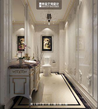 豪华型140平米别墅法式风格卫生间欣赏图