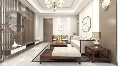 富裕型130平米三室两厅中式风格客厅图片大全