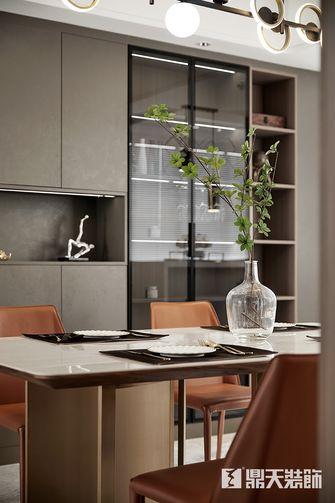 豪华型120平米三室两厅轻奢风格书房效果图