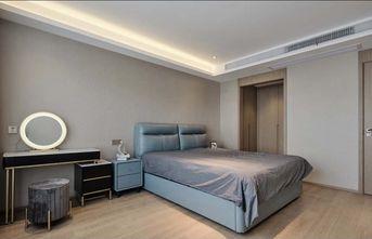 140平米复式港式风格卧室装修案例