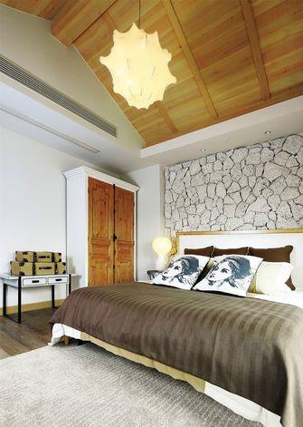 经济型复式东南亚风格卧室图