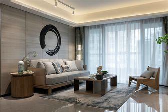 富裕型100平米三室一厅中式风格客厅装修效果图