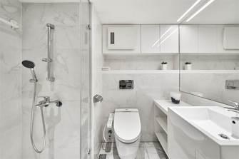 豪华型30平米小户型现代简约风格卫生间设计图