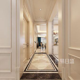 20万以上140平米别墅美式风格玄关设计图
