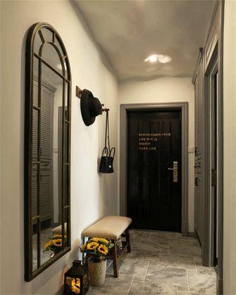 10-15万70平米三室两厅混搭风格玄关图片