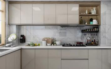 富裕型120平米三中式风格厨房效果图