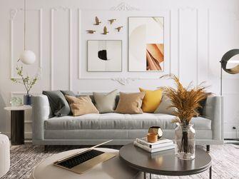 富裕型欧式风格客厅图片