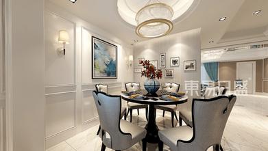 豪华型140平米复式欧式风格客厅图片大全