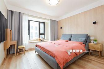 15-20万120平米四室两厅日式风格卧室图