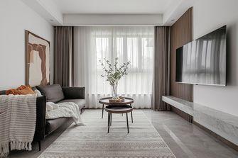 10-15万复式北欧风格客厅装修案例