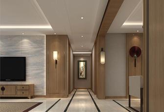 10-15万140平米四室两厅中式风格走廊效果图