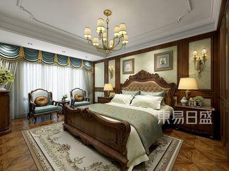 20万以上140平米三室两厅美式风格卧室图片