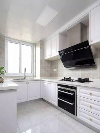 富裕型120平米美式风格厨房装修图片大全