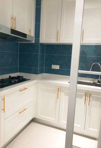 60平米三混搭风格厨房图片