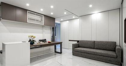 10-15万50平米现代简约风格客厅装修图片大全