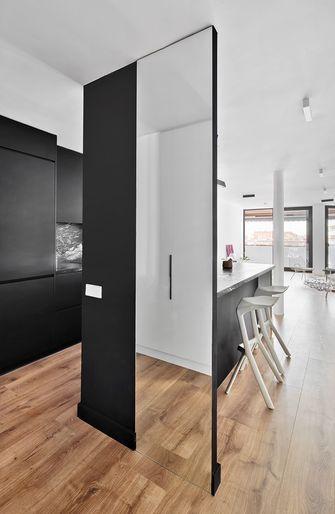 5-10万70平米三工业风风格厨房装修案例