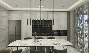 富裕型130平米四中式风格餐厅图片大全