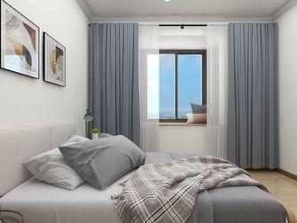 60平米混搭风格卧室图片