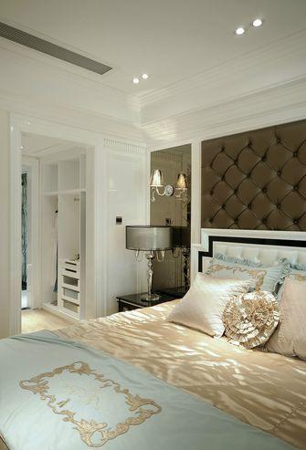 20万以上130平米三新古典风格卧室设计图