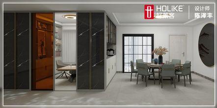 轻奢风格客厅设计图