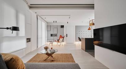 140平米复式东南亚风格客厅装修案例