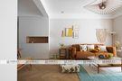 豪华型130平米三北欧风格客厅装修图片大全