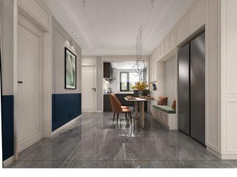 20万以上140平米三室三厅港式风格餐厅设计图