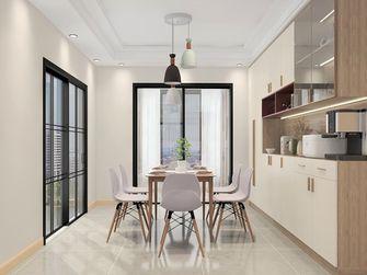 140平米四室两厅北欧风格餐厅效果图