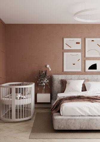 富裕型70平米一室两厅现代简约风格卧室效果图