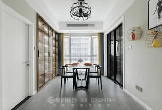120平米四现代简约风格餐厅设计图