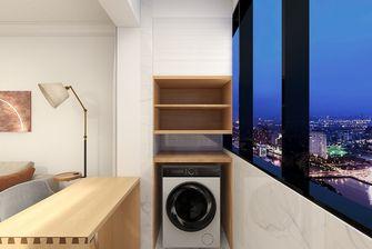 50平米公寓日式风格阳台效果图