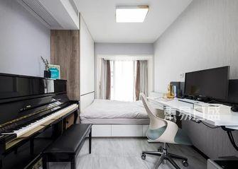 140平米四室两厅现代简约风格阳光房欣赏图
