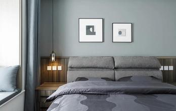 3-5万70平米北欧风格卧室图片