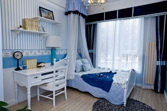 经济型100平米三地中海风格卧室设计图