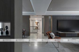 20万以上140平米复式混搭风格楼梯间装修效果图