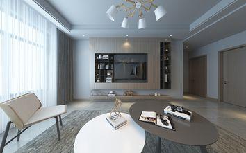 110平米四日式风格客厅装修图片大全