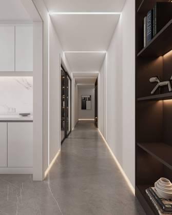 20万以上140平米复式北欧风格走廊装修效果图