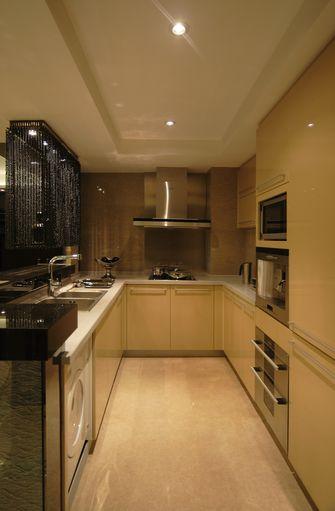 120平米三室一厅法式风格厨房设计图